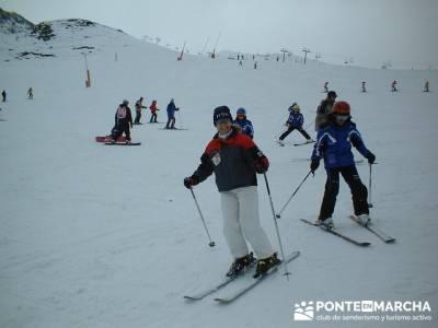 squí Baqueira - Aprende a esquiar; viajes junio; viajes mayo